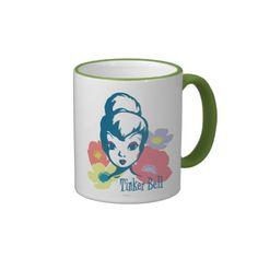 Retro Tinker Bell 3 Coffee Mugs