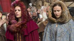 Women's Costumes of 'The Vikings'