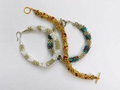 Kumihimo Round Braid Beaded Jewellery