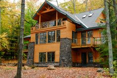 Log Home Floor Plans   Mountain Creations Log Homes Montpelier *****love the outside of this one and some of the features of the floor plan that is included*****