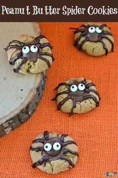 Makeita herkkuja Halloweenjuhliin!
