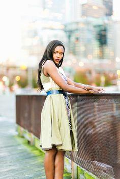 Anita Mwiruki Fashion Shoot with Miranda Todd Photo in Seattle