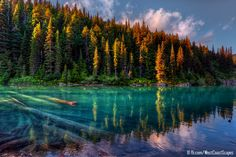 Garibaldi Lake, Garibaldi Provincial Park, Beautiful British Columbia, Canada.