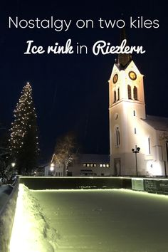 The ice rink in Riezlern awakens childhood dreams and you are in the thick of it! Skating Rink, Ice Rink, Childhood, Action, Dreams, Outdoor, Outdoors, Infancy, Group Action