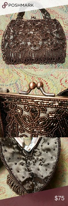 New La Regale Beaded Purse New La Regale Beaded Purse La Regale Bags