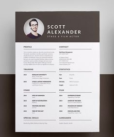 Bailey resumecv template word photoshop indesign professional modern resumecv cover letter template word photoshop indesign spiritdancerdesigns Image collections