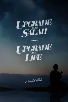 Salah is the key to our success in this world and the next.