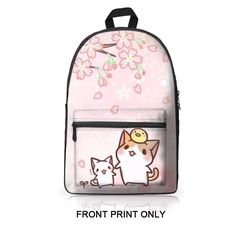 Sakura Cat Backpack SP179189