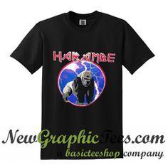 Harambe T Shirt