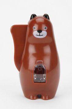 Peppa Bear Pepper Grinder