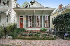 New Orleans - shotgun home