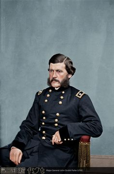 Major General John Grubb Parke (USV) John Grubb Parke was born in Coatesville, Pennsylvania on 22 September He graduated from the United States. American Presidents, American Civil War, American History, Australian Road Trip, Native American Pictures, Unknown Soldier, Union Army, British Prime Ministers, Major General