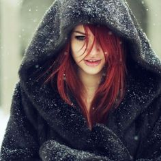 red hair <3 i want it!!