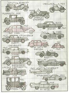 40 CLASSIC CARs (3/4)
