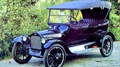 1915 Chevrolet Series 490 Touring
