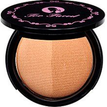 Probably the best bronzer I've ever tried! Works wonders for super pale people like me! Lol