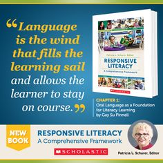Empower your students with multiple strategies for learning. Learn more in the new professional title from literacy experts at The Ohio State University Literacy Collaborative! Principles Of Learning, Gradual Release Of Responsibility, Reading Recovery, Interactive Read Aloud, Reading At Home, First Language, Language Arts, Independent Reading, Children's Literature