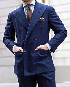 Benedikt Fries - Shibumi Gentlemen Wear, Gents Fashion, Bespoke Tailoring, 3 Piece Suits, Double Breasted Jacket, Sports Jacket, Gentleman Style, Daily Wear, Mens Suits