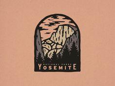 Yosemite by Kevin Espeche #Design Popular #Dribbble #shots