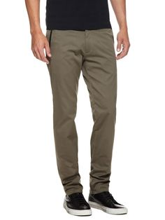 Twill Chinos by FIELD SCOUT at Gilt
