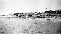 Cottesloe Beach, Western Australia, 1929.