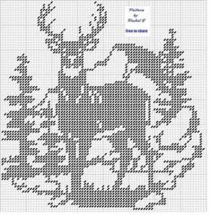Crochet Christmas Deer Cross Stitch Best Ideas Crochet Christmas Deer Cross Stitch Best Ideas,Sticken Related posts:Free Embroidery Designs and Tips - Embroidery tipsAbschlusskante – Strick – Ideen - Knitting patterns for beginnersSunshine. Filet Crochet Charts, Knitting Charts, Cross Stitch Heart, Cross Stitch Animals, Plastic Canvas Crafts, Plastic Canvas Patterns, Cross Stitching, Cross Stitch Embroidery, Cross Stitch Designs