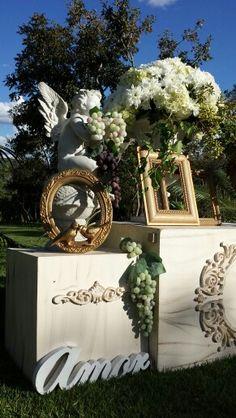 Eduardo Alexandry Decorador Anjo barroco