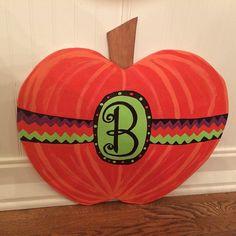 Thanksgiving Halloween fall door decor https://www.etsy.com/shop/OneCraftyWifey?ref=pr_shop_more
