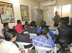 Umeed held a career counselling workshop for youth to help them make the right career choices and prepare them for job interviews. The workshop is a great step in the direction of human resource development in India.