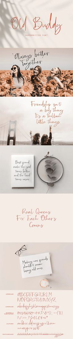 Old Buddy - Handwritten Font by Awan_S   GraphicRiver