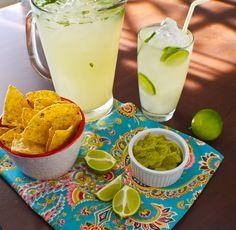 Cilantro Jalapeno Limeade Recipe
