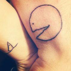 Shel Silverstein missing piece tattoo