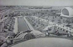 Gençlik Parkı Eski Ankara Fotoğrafları 1
