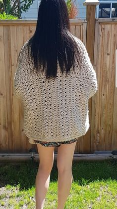 Ravelry: City Chic Shrug pattern by Nicole Wang Crochet Shrug Pattern, Crochet Cardigan, Crochet Shawl, Crochet Top, Crochet Patterns, Crochet Shrugs, Crochet Sweaters, Sewing Patterns, Crochet Hook Sizes