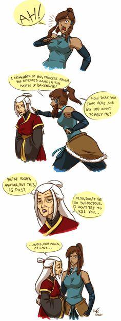 The Legend of Korra - Azula