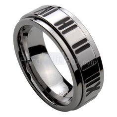 Hot sale mens tungsten rings online: Decorative mens tungsten rings