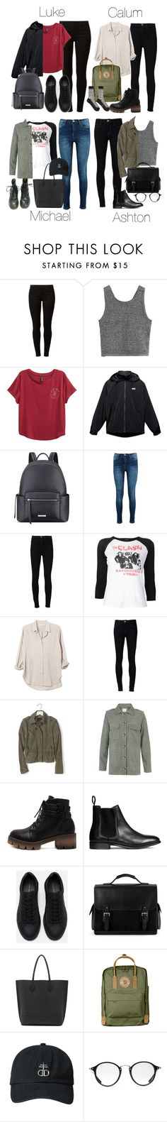 """""""School Outfits (64/?)"""" by fivesecondsofinspiration ❤ liked on Polyvore featuring Dorothy Perkins, WithChic, Nine West, Boohoo, Frame Denim, R13, Xirena, Ström, Banana Republic and Anine Bing"""