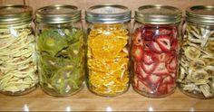 Finalmente está aquí, el sencillo tutorial para hacer deliciosa fruta deshidratada en casa | Upsocl
