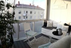 Parveke / Balcony  <3