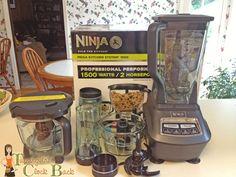 Many Uses of the Ninja Mega Kitchen System - Turning the Clock Back
