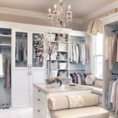 Closet goals. // Follow @ShopStyle on Instagram for more inspo.