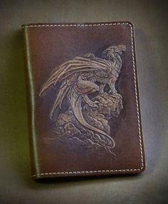 """Обложка на паспорт """"Дракон"""". Игра престолов началась!))"""