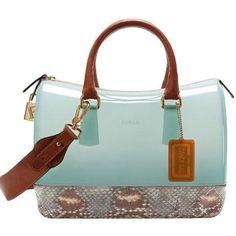 6318cd84300b mint candy bag by furla Jelly Bag