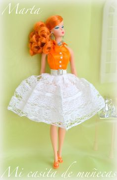 Mi casita de muñecas: Galería Barbie