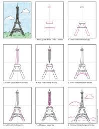 Image result for easy paris canvas painting