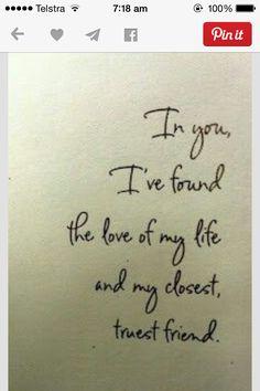 En vous...