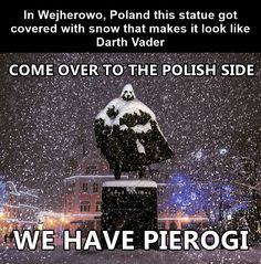12 Comical Pics for Your Friday - Star Wars Funny - Funny Star Wars Meme - - Wow I didn't know that I have in my country such a thing The post 12 Comical Pics for Your Friday appeared first on Gag Dad. Star Wars Quotes, Star Wars Humor, Funny Memes, Hilarious, Jokes, Polish Memes, Star Wars Wallpaper, Star Wars Party, Best Funny Pictures
