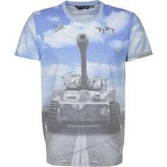 T-shirt męski Duck And Cover - Zalando