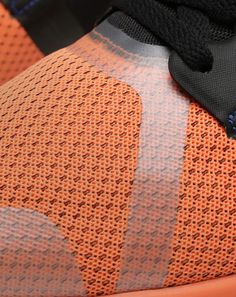 See-ThroughTextile / FabricMaterials CMF Soft Orange Shoe Nike Fabric Textures, Textures Patterns, Fabric Patterns, Print Patterns, Textiles, Material Research, Texture Design, Looks Cool, Sport Fashion