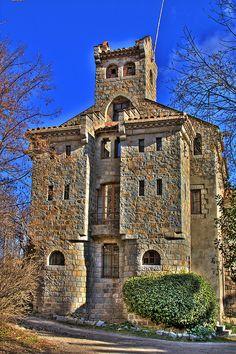 Santa Fe del Montseny, al Vallès Oriental (Catalonia)